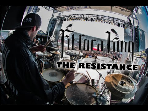 Fit For A King Drum Cam | The Resistance (LIVE) thumbnail