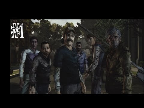 The Walking Dead - Episode 4 - IT RINGS FOR THEE - Part 1 - Commentary (Xbox 360/PS3/PC)
