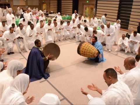 Ethiopian Orthodox Tewahedo Mezmur-mahibere Kidusan- Fitretat Be Mulu video