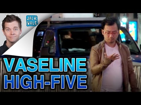 VASELINE HIGH FIVE