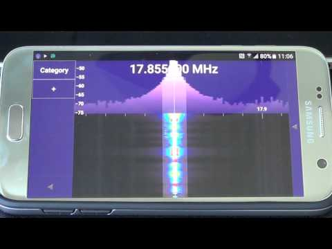 Radio Exterior Espana sports on  17855 Khz Shortwave