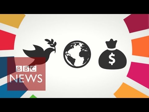 'End poverty' - and 16 more UN Global Goals - BBC News