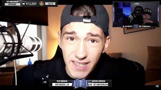 "GamerBrother REAGIERT auf "" PHINEASFIFA:  ANSAGE an WAKEZ "" STREAM HIGHLIGHTS"
