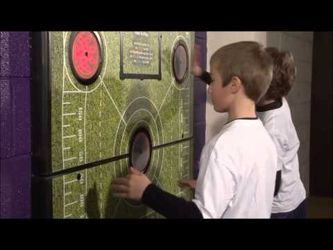 Play Fitness Cardio Wall