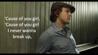 Watch Gavin Degraw I Have You To Thank video