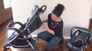 Safety 1st Lift LX Travel System Review by Baby Gizmo