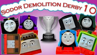 Sodor Demolition Derby 10 | Thomas and Friends Trackmaster | Strongest Engine
