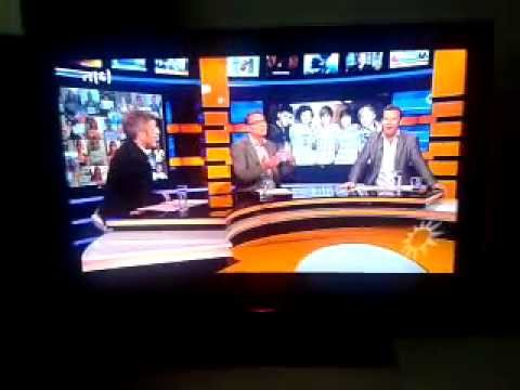 RTL boulevard - winnaar meet & greet One Direction