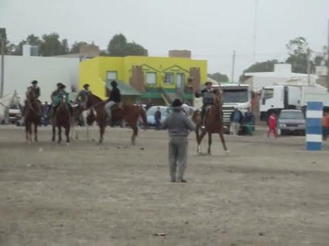 Corrida de Sortija en San Antonio Oeste.www.infosao.com.ar