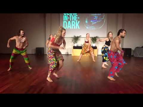 ZNL2018 Afro Dance by Bess Kuil & Students ~ Zouk Soul