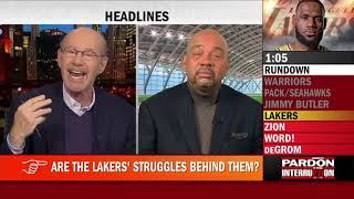 LeBron's Lakers coming together, should be feared in West   ESPN Voices