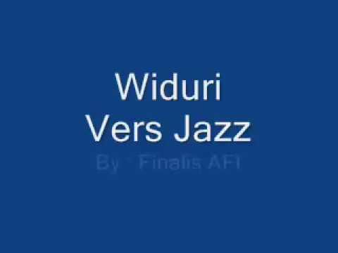 Lagu dan Lirik lagu Widuri vers Jazz