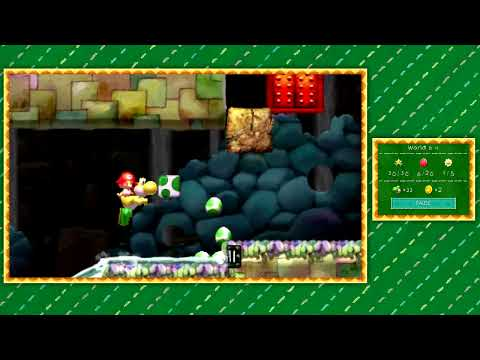 Yoshi's New Island - Part 11 - Hungry!