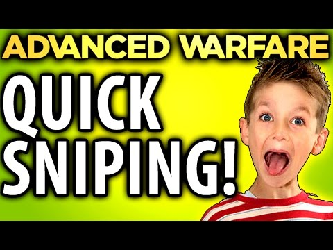 Advanced Warfare Atlas Sniper Advanced Warfare Best Sniper
