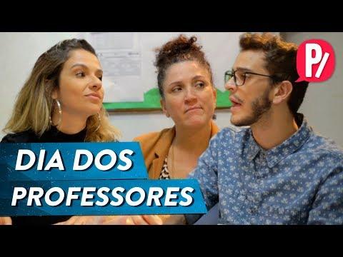 DIA DOS PROFESSORES | PARAFERNALHA Vídeos de zueiras e brincadeiras: zuera, video clips, brincadeiras, pegadinhas, lançamentos, vídeos, sustos