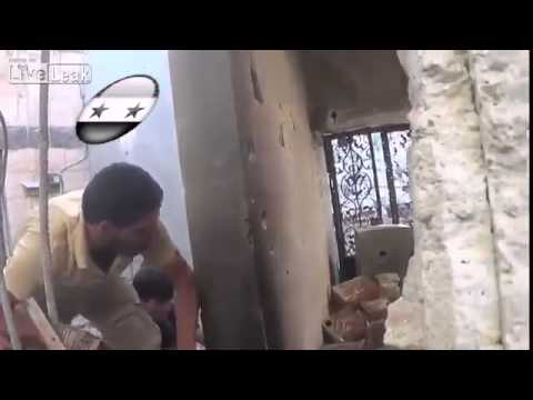 How NOT to Remove a Bomb in Syria