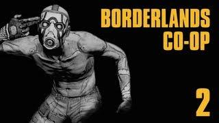 Прохождение Borderlands Co-op : Часть 2 — Встреча с Т.К. Бахой