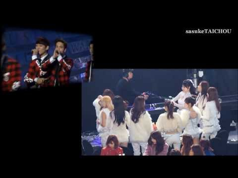 Snsd ending Edited Ver. 140123 「seoul Music Awards」 video