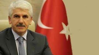 Cumhur İttifakı Ak Parti Büyükşehir Bld Bşk Adayı Burhan Sakallı