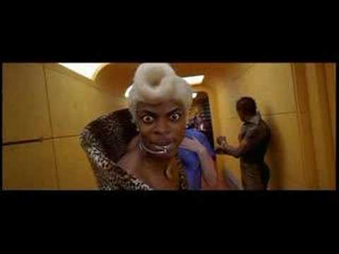 Chris Tucker - Ruby Rap Video