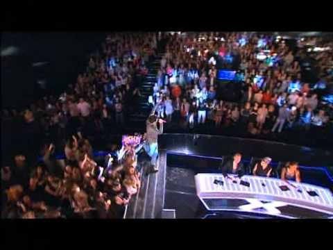 The Script - Hall Of Fame - live in Australia on The X Factor Australia 2012 - Top 11 [FULL]