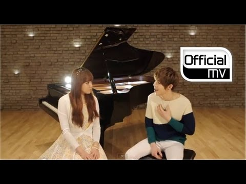 [MV] ZIA & HANBYUL(지아&한별)(of LED APPLE) _ With Coffee