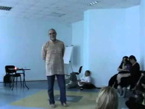 Илья Беляев  Тренинг в СПб  17 апреля 2010  Часть 1