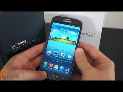 Samsung Galaxy S III (U.S. version) video review