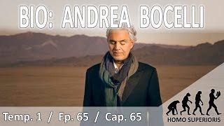 Breve Biografia De Andrea Bocelli