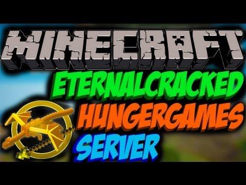 EternalCracked HungerGames Minecraft Cracked Server [1.7.2]