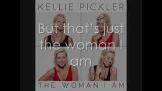 Watch Kellie Pickler The Woman I Am video