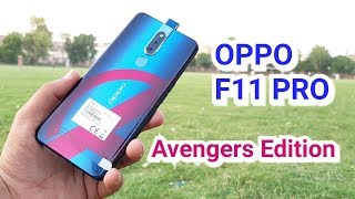 OPPO F11 PRO Marvel's Avengers Limited Edition - Unboxing