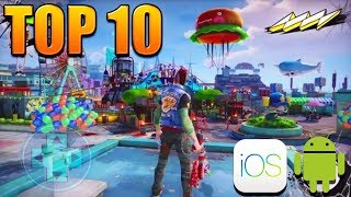 LES MEILLEURS JEUX MOBILE NOVEMBRE 2018 | TOP 10 MOBILE GAME ANDROID & iOS GAMEPLAY