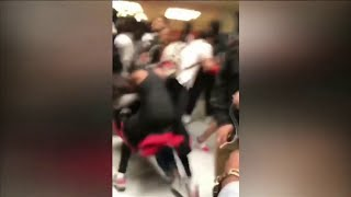Student stunned with Taser after chaos breaks out during fight at Homestead High School