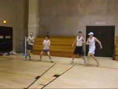 C1V1L THIS Dodgeball Intro.