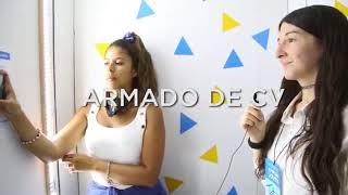ESTO FUE LA FERIA DE EMPLEO JOVEN DE ROSARIO