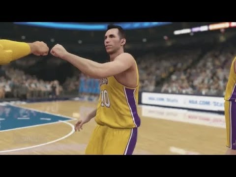 NBA 2K14   PS4 Gameplay Review   So sieht Next-Gen-Basketball aus