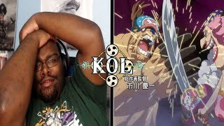 One Piece Opening 21 Super Powers ⚡ KOL LIVE REACTION
