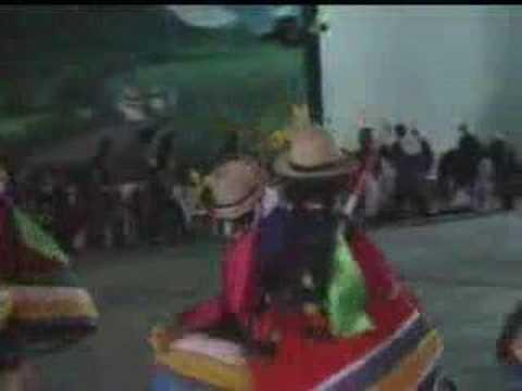 Club-Andamarca de hualla danza Ayacuchana