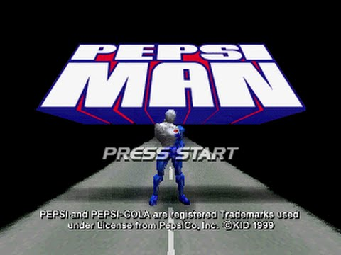 PSX Longplay [115] Pepsiman