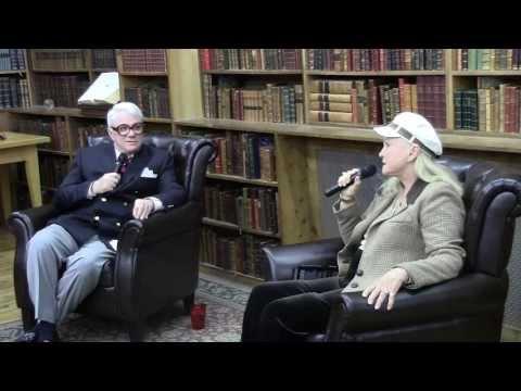 Diane Ladd talks with Rex Reed