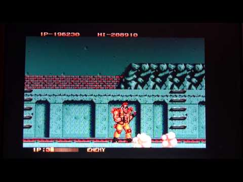 Retro Gaming  CRUDE BUSTER sur Megadrive full game wadeshadow