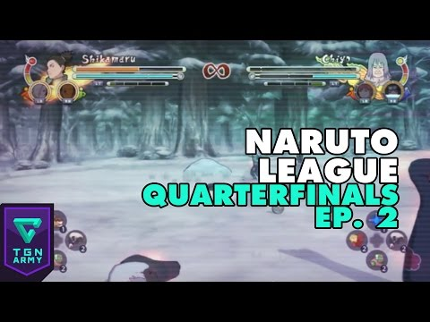 Naruto League : Season 2 – Playoff Quarter Finals (Ep. 2)