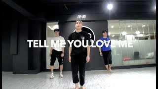 MIND DANCE (마인드댄스) 전문반2 (Professional) 9:30 Class | Demi Lovato - Tell Me You Love Me | 서동준 T