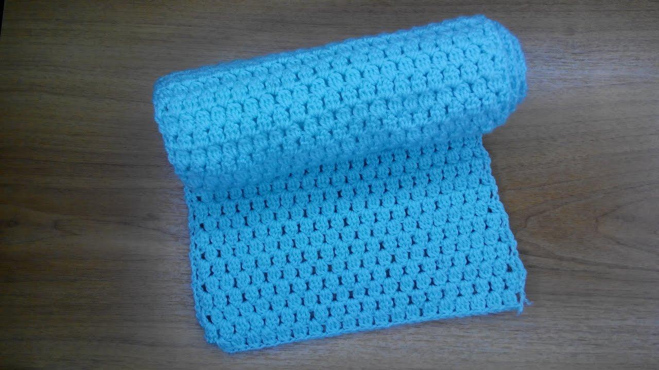Вязание крючком шарфа как 133