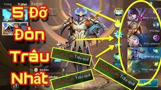 [Gcaothu] Team bạn phải thốt lên vì quá sợ khi đối đầu với Năm Đỡ Đòn trong một trận đấu