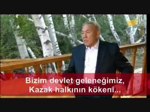 NAZARBAYEV'DEN PUTİN'E TARİH DERSİ...