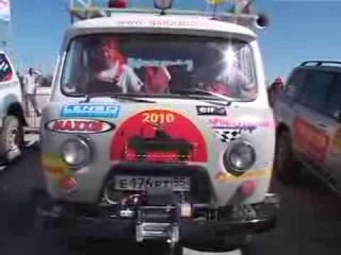Шинтоп Трофи 2010: От Тихого до Ледовитого