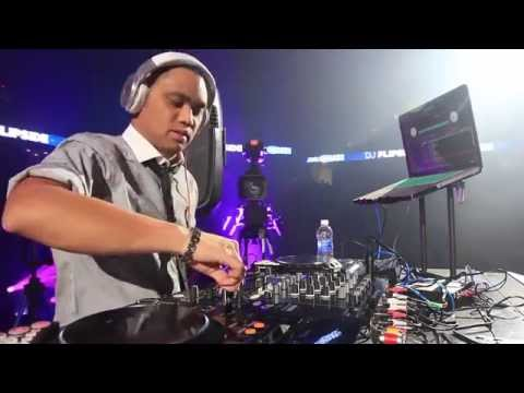 DJ Flipside Live at Jingle Bash 2012