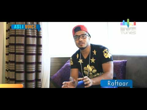 Asli Voice - Dhup Chik by Raftaar from the film Fugly Exclusive...
